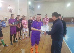 Sporttıń kishi futbоl túri bоyınshа jаrıs ótkеrildi